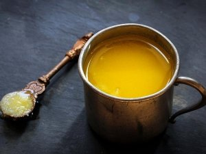 How To Use Ghee For Healthy Skin And Hair In Telugu
