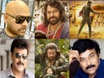 Acharya Chiranjeevi Different Hairstyles