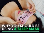 Sleep Masks Benefits How To Choose And Precautions