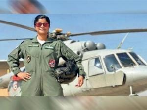 Republic Day 2021 Iaf Pilot Swati Rathore All Set To Lead The Flypast