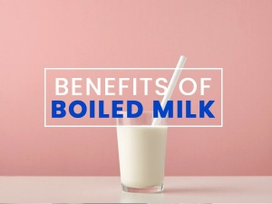 Boiled Milk Health Benefits Nutritional Value And Downsides