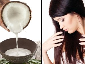 Ways To Use Coconut Milk To Promote Hair Growth