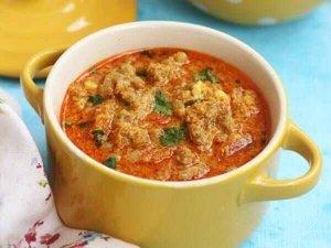 Mutton Keema Gravy Recipe In Telugu