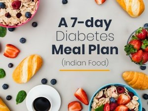 Healthy Diabetes Friendly Indian Meal Plan To Help With Blood Sugar Control