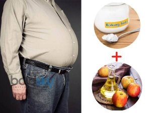 Apple Cider Vinegar And Baking Soda For Weight Loss