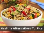Healthy Alternatives To Rice You Should Try