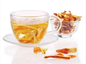 Orange Peel Tea To Boost Immunity And Improve Digestion