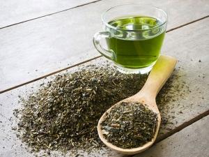How To Use Green Tea For Glowing Skin In Telugu