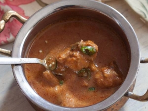 Karnataka Style Chicken Gravy Recipe In Telugu