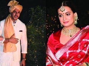 Why Dia Mirza Said No To Kanyadaan And Bidaai At Her Wedding