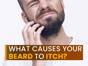 Itchy Beard Causes And How To Treat In Telugu