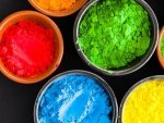 Holi 2021 How To Make Natural Herbal Holi Colours At Home In Telugu