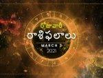 Daily Horoscope March 03