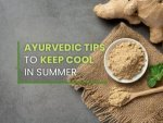 Ayurvedic Tips To Keep Yourself Cool This Summer