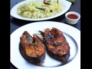 Masala Fish Fry Recipe In Telugu