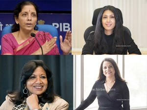 Indian Women Who Made It To Forbes List Of World S Most Powerful Women