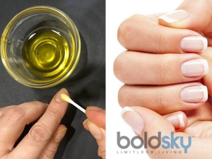 Home Remedies To Get Rid Of Dark Skin Around Nails In Telugu