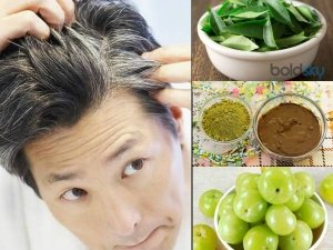 Got Grey Hair These Home Remedies Can Work Better Than Hair Dyes And Hair Colours