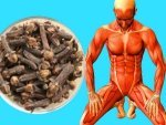 Health Benefits Of Eating 2 Cloves With Warm Water Before Sleeping In Telugu