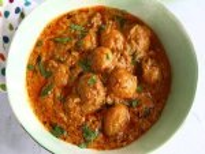 Tandoori Aloo Gravy Recipe In Telugu