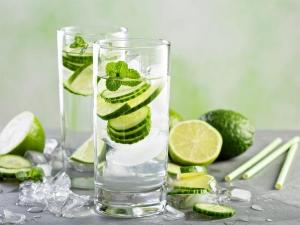 Health Benefits Of Cucumber Water In Summer