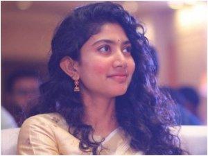 Saranga Dariya Actress Sai Pallavi Saree Styles