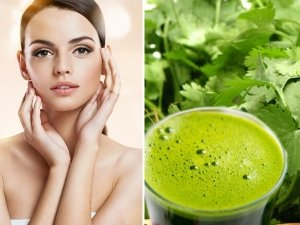 Best Ways To Use Coriander Leaves For Beautiful Skin In Telugu