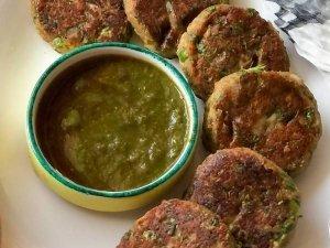 Moong Dal Tikki Recipe In Telugu