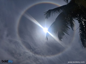 Sun Halo What Is It What Causes It And All You Need To Know About Rainbow Ring Around Sun In Telu