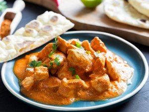 Classic Indian Butter Chicken Recipe In Telugu