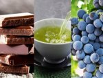 Coronavirus Dark Chocolate Green Tea And Grapes Can Protect You From Covid 19 Claims Study