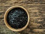 Black Salt How Get Rid Of Dandruff Cracked Heels And Dead Skin Cells