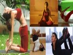 International Yoga Day Actors Who Love Doing Yoga