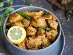 Guntur Chicken Fry Recipe In Telugu