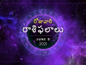 Daily Horoscope June 05