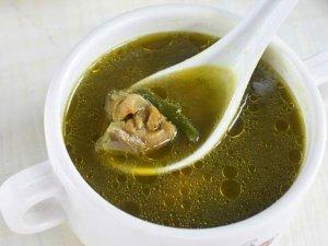 Chicken Soup Recipe In Telugu