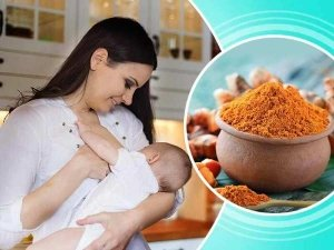 Benefits Of Turmeric For Pregnant And Breastfeeding Women In Telugu