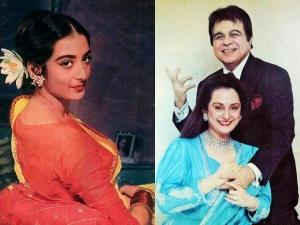 Dilip Kumar And Sair Bhanu True Love Story In Telugu