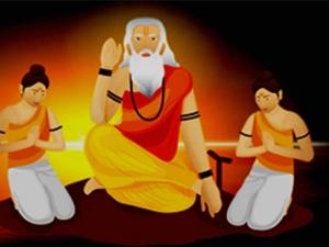 Guru Purnima 2021 Chant These Mantras According To Your Zodiac Sign On Guru Purnima
