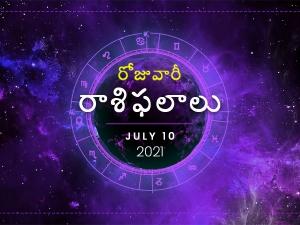 Daily Horoscope July 10