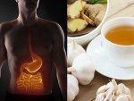 Health Benefits Of Drinking Ginger And Garlic Tea In Telugu