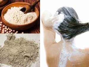 How To Wash Hair Naturally Without Shampoo In Telugu